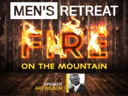 Fire Mens Retreat 2013