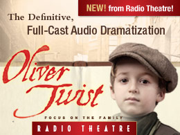 Focus on the Family Radio Theatre