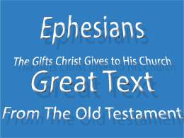 Ephesians
