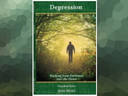 """God's Heart on... Depression"""