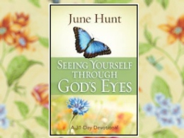 """Seeing Yourself Through God's Eyes"" Book"
