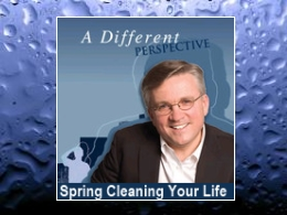 &quot;Spring Cleaning Your Life&quot; CD