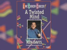 &quot;A Twisted Mind&quot; DVD