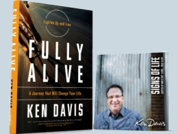 &quot;Fully Alive&quot; Book + Bonus DVD