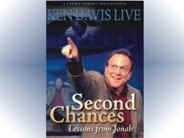 Second Chances: Lessons from Jonah DVD