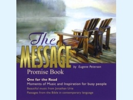 The Message Promise Book  Series #1 CD