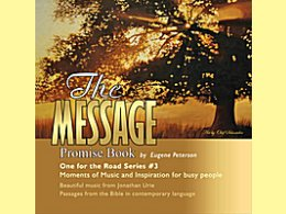The Message Promise Book  Series #3 CD