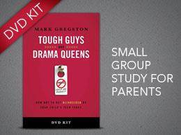 Tough Guys and Drama Queens DVD Study Kit