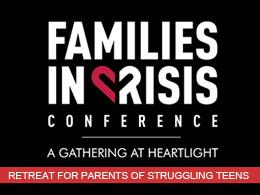 Families in Crisis Conference