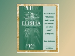 &quot;Elisha&quot; CD