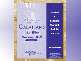 Galatians CD