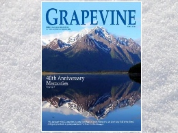 &quot;The Grapevine&quot; Fall 2012 Issue