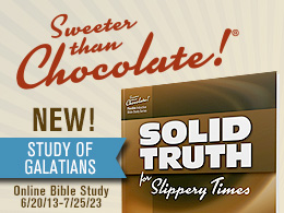 Solid Truth for Slippery Times: A Flexible Inductive Study of Galatians