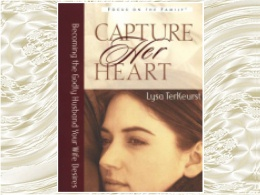 """Capture Her Heart"" Book"