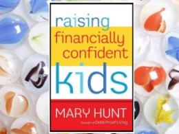 """Raising Financially Confident Kids"" Book"