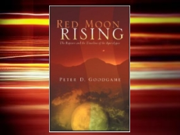 """Red Moon Rising"" Book"