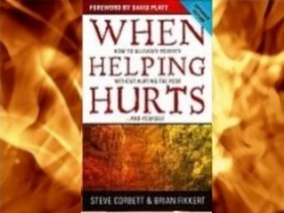"""When Helping Hurts"" Book"