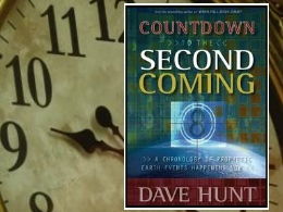 """Countdown to the Second Coming"" Book"