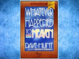 """Whatever Happened to Heaven?"" Book"