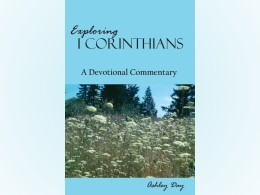 Exploring 1 Corinthians
