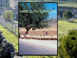 &quot;Letter to the Ephesians&quot; Book