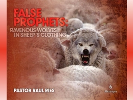 False Prophets: Ravenous Wolves In Sheep's Clothing CD