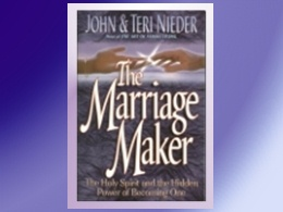 """The Marriage Maker"" Book"