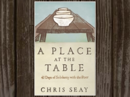 &quot;A Place at the Table&quot;