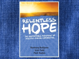 &quot;Relentless Hope&quot; Book