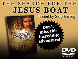 The Jesus Boat
