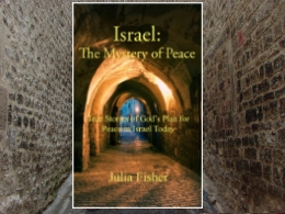 """Israel: The Mystery of Peace"" Book"