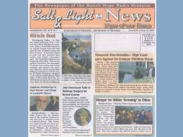 Salt and Light Newspaper