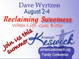 Join us for America's Keswick