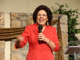 Pastora Carmen Gil