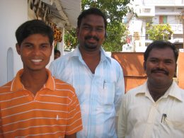 Native Evangelists in India