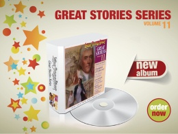 "New! ""Great Stories"" Volume 11 CD Album"