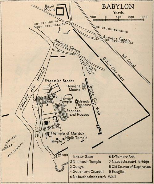 Plan of Babylon (1944)