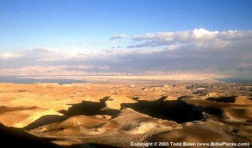 Judean Wilderness and Lisan Peninsula