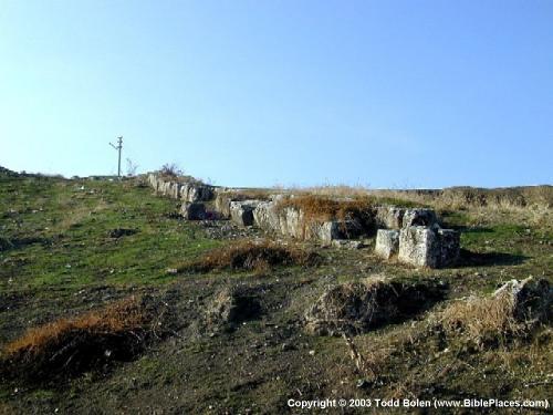 Aqueduct at Laodicea