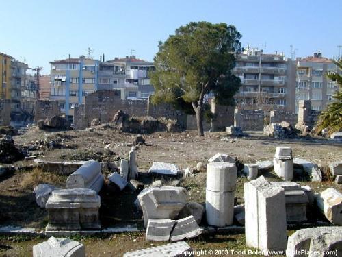 Excavations at Thyatira