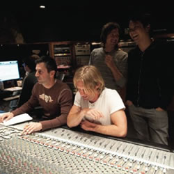 In The Studio/Gear Guide with... Switchfoot