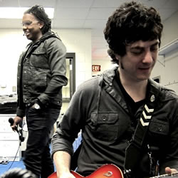 In The Studio with... Newsboys