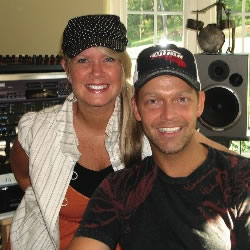 In The Studio with... Natalie Grant