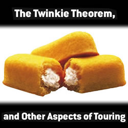 The Twinkie Theorem, and Other Aspects of Touring