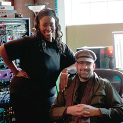 In The Studio with... Mandisa