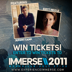 Enter the IMMERSE CCM giveaway today!