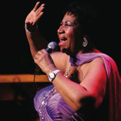 Aretha Franklin: 'A Woman Falling Out Of Love' Tour
