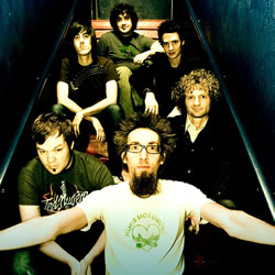Left of Center: David Crowder Band
