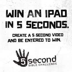 5 Second Bible Challenge