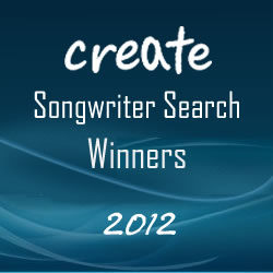 CREATE! 2012 Songwriter Winners!